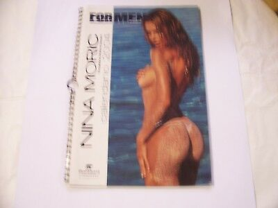 Calendario For Men Nina Moric Anno 2004