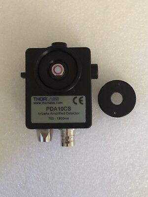 THORLABS PDA1 Amplified Detector 700-1800nm