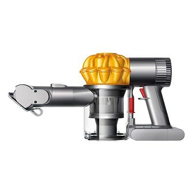 Dyson V6 Top Dog Handheld Trigger Vacuum in Yellow/Iron 216862-01