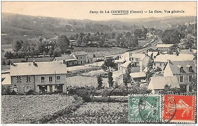 23-Camp De La Courtine-N°209-H/0231