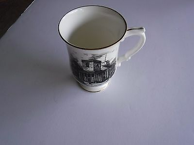 Crown Sussex King's Chapel Boston cup, fine condition