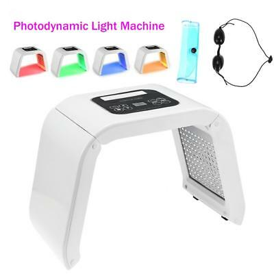 Face Beauty Photodynamic Lamp PDT LED Light Therapy Machine Acne Wrinkle Remover