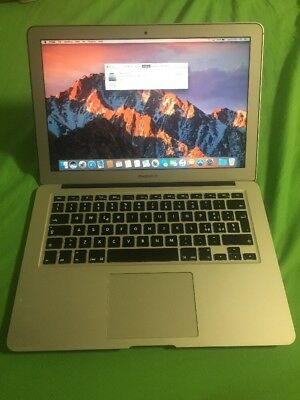 A06 Apple Macbook Air 13 2014 I5 1.4Ghz 4gb 256gb Ssd Laptop Notebook A1466