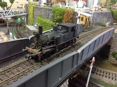 """NSW - 13 CLASS  No:- 1311 - DCC FITTED [NO SOUND] - """"DJH"""" WHITEMETAL - WEATHERED"""