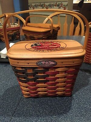 Longaberger: 25th Anniversary Basket