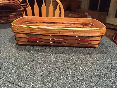 Longaberger: Woven Traditions Bread Basket