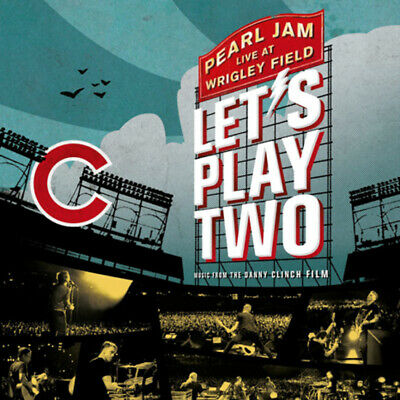 Pearl Jam Let's Play Two vinyl 2 LP gatefold NEW/SEALED
