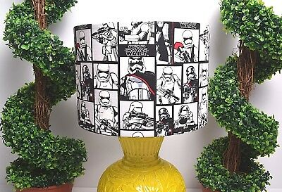 Brand New Star Wars Collectable Stormtrooper Costume Table Lampshade Adult Lamp