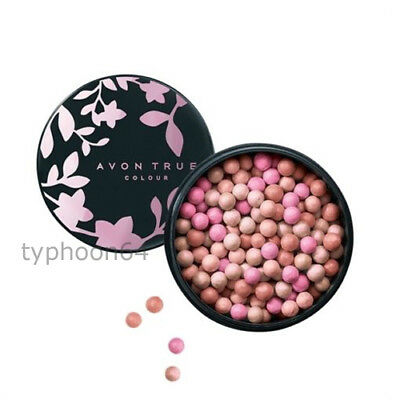 (€26,82=100g) AVON True Colour Puderperlen Rougeperlen Puder Rouge, blushed pink