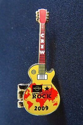 Hard Rock Cafe LONDON '09 AOR Staff (Only) SPRINGSTEEN Concert Pin Badge LE