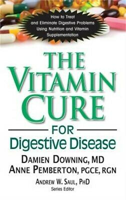 The Vitamin Cure for Digestive Disease (Paperback or Softback)