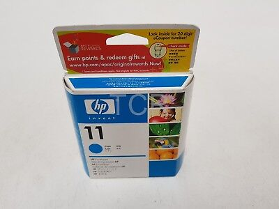 HP 11 Print Head Cyan C4811A to suit HP 1000