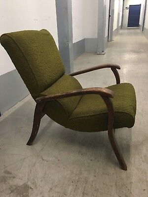 Vintage retro mid century chair