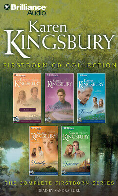 Karen Kingsbury Firstborn Collection: Fame, Forgiven, Found, Family, Forever (CD