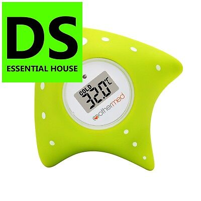 Mothermed Baby Bath Thermometer Floating Toy BathTub Swimming Pool Kids Children