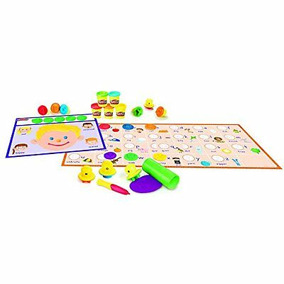 Hasbro B3407 Play-Doh Shape and Learn Letters Language