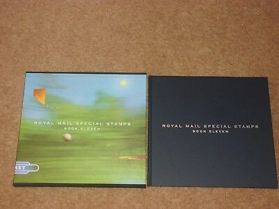 Excellent 1994 Royal Mail Special Stamps Book No. 11 - rf232
