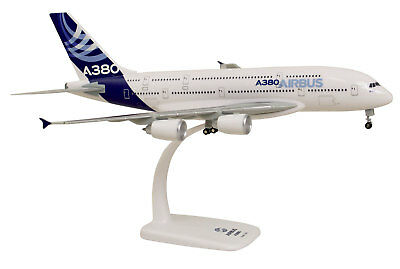 Airbus - House Color - Airbus A380-800 - 1:250 Limox Wings LX030 A380 Modell NEU