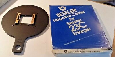 Beseler 8054 Negative Carrier - For Beseler 23C Enlarger