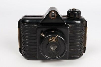 Univex (type A) made in Spain bakelite camera
