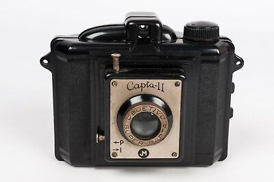 Capta-II Type IIA - Bakelite camera made in Spain