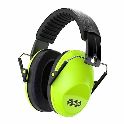 NEW Dr.meter Kids Protective Earmuffs Sound Amplification Electronic Earmuff Ear
