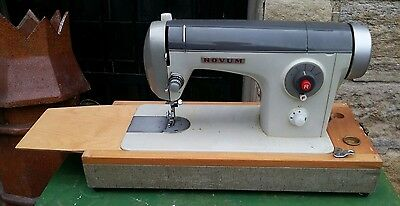 Vintage NOVUM sewing machine