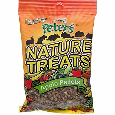 Peter's Nature Treats for Small Animals, Apple Pellets