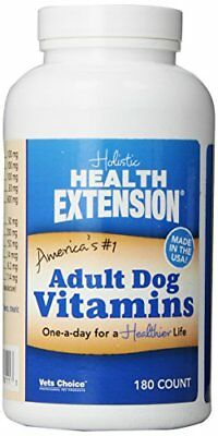 Health Extension Adult Immune Boosting 180 Count Vitamin for Dogs