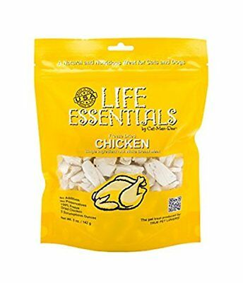 CATMANDOO Dried Chicken Pet Treat 5oz 6pk