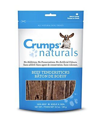Crumps' Naturals Beef Tender Sticks for Pets, 8.8-Ounce