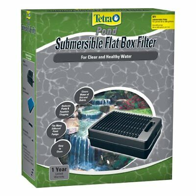 TetraPond Submersible Flat Box Filter