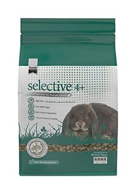 Supreme Petfoods Science Selective Food for 4 Plus Years Old Rabbit, 4 lb