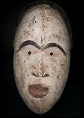 Old Bakongo Mask Congo......Fest- gb301
