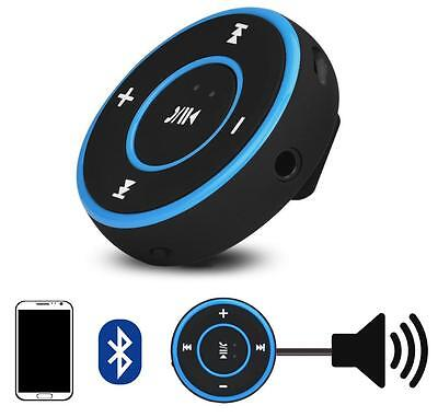 Bluetooth Audio Receiver - Bluetooth to AUX Music Adapter - Wireless Music!