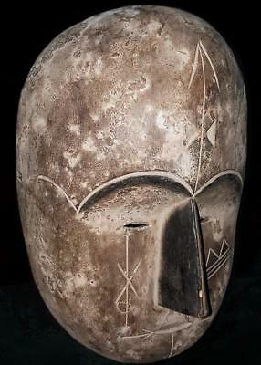 Beautiful Old Fang Mask Gabon......Fest- gb310
