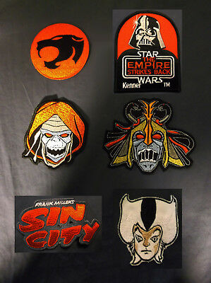 Thundercats - Patch collection