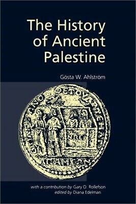 The History of Ancient Palestine (Paperback or Softback)