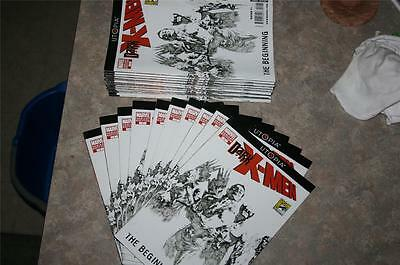 Dark X-Men Beginning #1 SDCC 2009 Exclusive Comic CON Dealer Lot 43 pcs Total