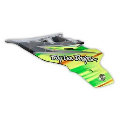 Troy Lee Designs Tld Se3 Helmet Visor Monster Energy Yellow Motocross Dirt Bike