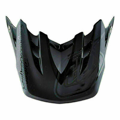 Troy Lee Designs Tld Se3 Helmet Visor Midnight Black Mx Motocross Dirt Bike Moto