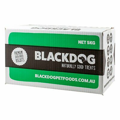 Black Dog Multi Mix Naturally Baked Biscuit 5kg - Made in Australia