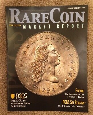 New Rare Coin Market Report September - October 2017 PCGS Price Guide