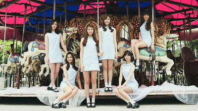 "029 Korean Idol - GFRIEND SoJeong Yuju YeRin Girl Hot Kpop Star 24""x14"" Poster"
