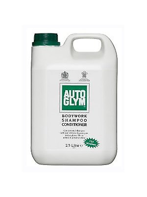 Autoglym Bodywork Car Shampoo Conditioner Cleaning Soap 2.5 Litre BSC2.5