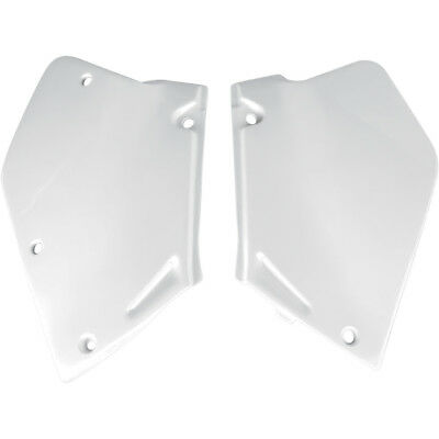 NEW UFO Mx Honda CR125R 1995-1997 CR250R 1995 1996 Replacement White Side Panels