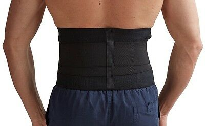 Advanced Lower Back Support Belt by Actesso - Lumbar Brace Back Pain Relief