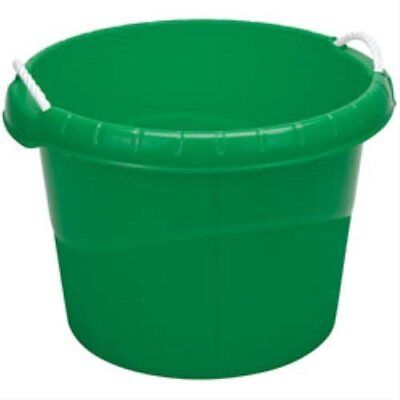 Genuine DRAPER 45L Bucket with Rope Handles - Green, UK Fast Ship *