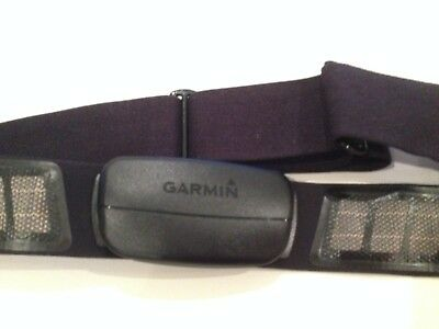 Garmin Chest Strap, Running heart rate monitor with chest strap