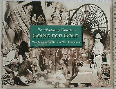 GOING FOR GOLD: THE RUSH TO BE RICH IN OLD AUSTRALIA [Centenary Collection] 2000